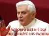 Benedykt XVI abdykował - memy