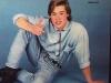 Brad Pitt w latach 80.