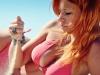Seksowne dziewczyny w bikini