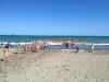 Na plażę wbiegło 745 golasów