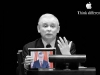 Kaczyński z tabletem na sejmowej mównicy