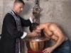 Półnadzy księża geje