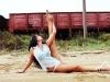 Miss najdłuższych nóg