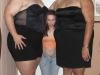 Wyjątkowo wysokie dziewczyny
