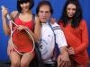 Zaul Abuladze uczy tenisa tylko piękne kobiety