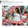 """Natalia Siwiec w koszulce """"Bad Boy Campbell"""". Minister Sikorski komentuje: """"Wunderwaffe Polski w odwecie"""""""
