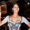 Micaela Schaefer – niemiecka modelka przyszła nago na Oktoberfest [ZDJĘCIA]