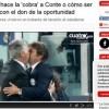 Namiętny pocałunek trenerów Juventusu i Realu [ZDJĘCIE]