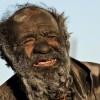 Jak wygląda człowiek, który nie mył się 60 lat? [ZDJĘCIA]