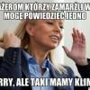 Sorry, taki mamy klimat – najlepsze memy z Elżbietą Bieńkowską