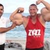 Arlindo de Souza – obwód jego bicepsa wynosi 68 centymetrów