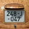 Drewniany VW Garbus
