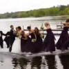 Goście ślubni wpadli do jeziora godzinę przed rozpoczęciem ceremonii
