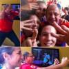 Prezydent Kostaryki pokazał na Facebooku jak cieszy się ze zwycięstwa nad Urugwajem