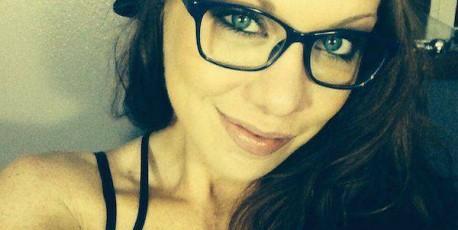 Seksowne dziewczyny w okularach [25 ZDJĘĆ]