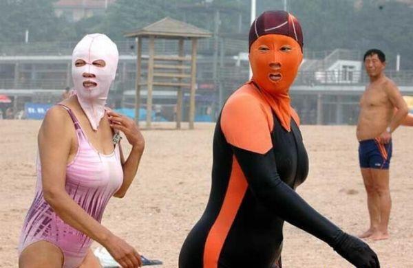 Moda plażowa