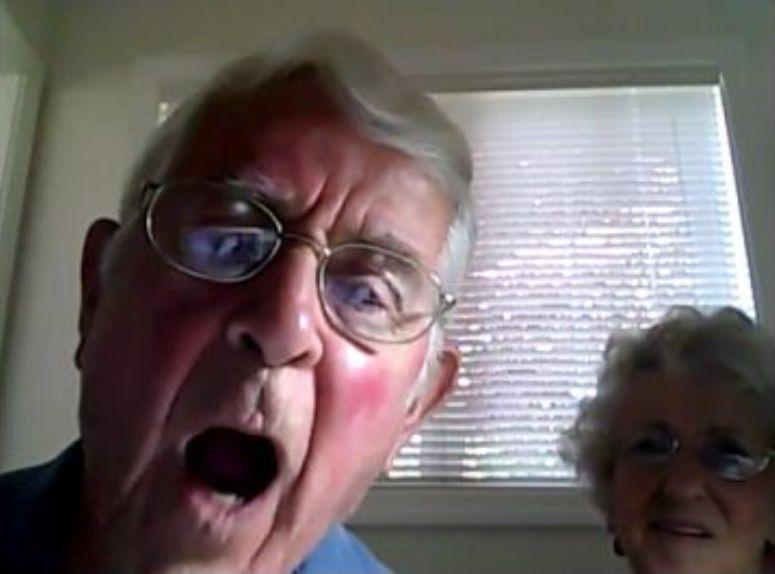 Kamerka internetowa dla seniora