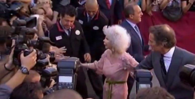Ślub 85 - letniej księżnej Alby
