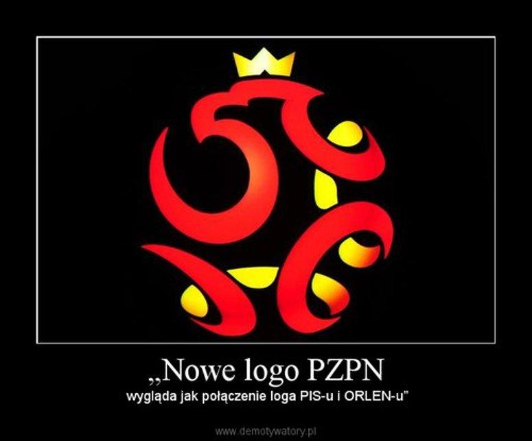 PZPN nagrodzony za logo