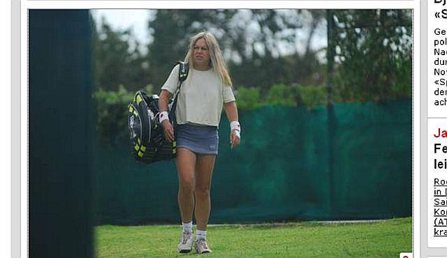Andrea Paredes - transseksualna tenisistka
