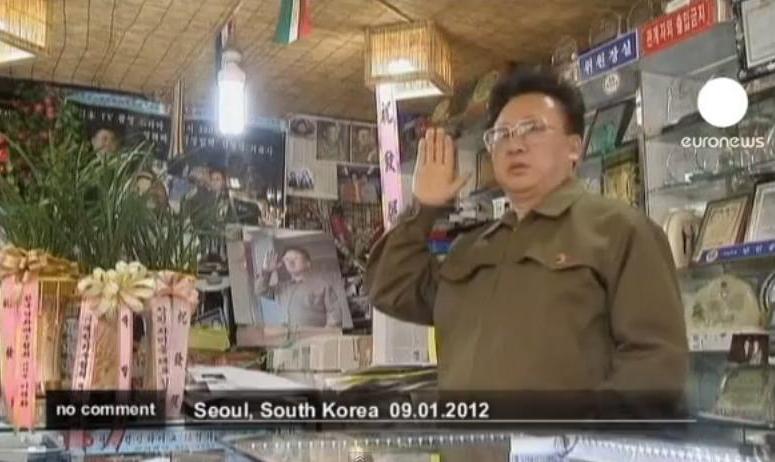Sobowtór Kim Dzong Ila