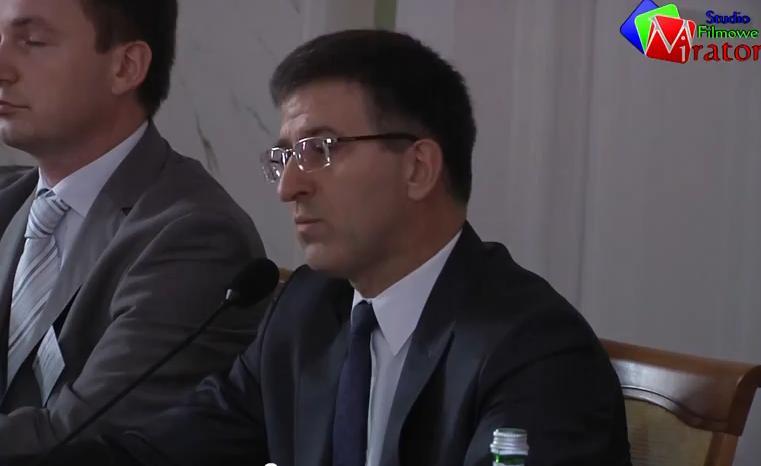Zbigniew Derdziuk zakłada w ZUS-ie chór