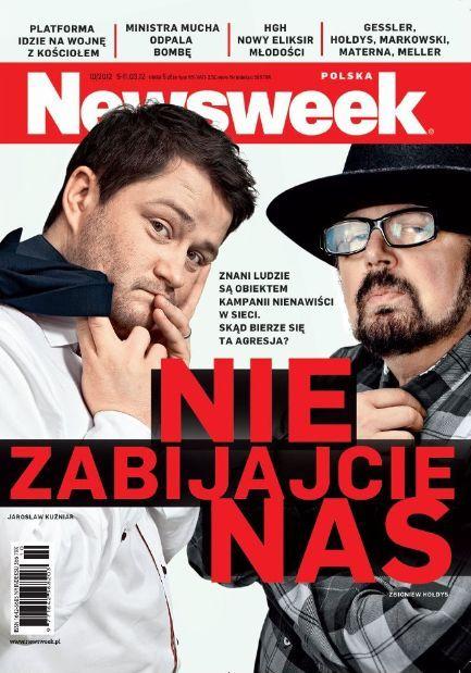 Okładka Newsweeka wywołała kontrowersje