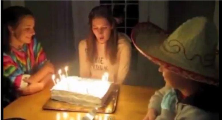 Bolesny prezent urodzinowy