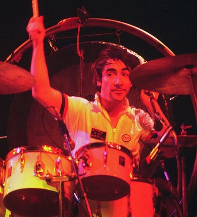 Keith Moon zmarł w 1978r. ale został zaproszony na ceremonię zamknięcia igrzysk w 2012 r.