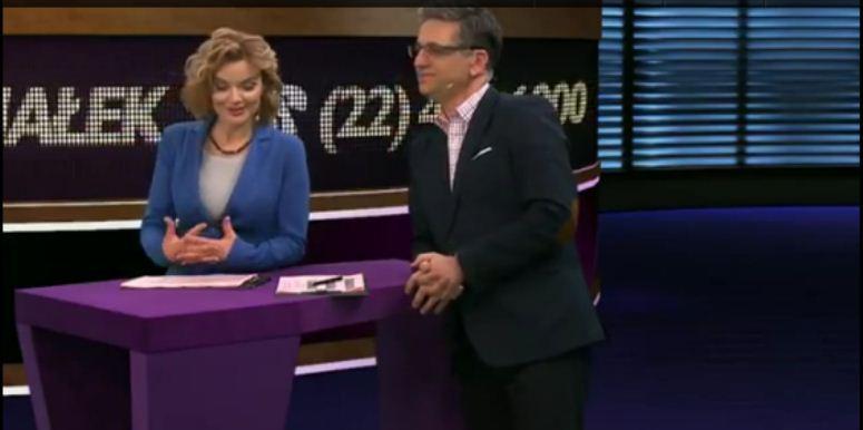Richardson o seksie z Zamachowskim