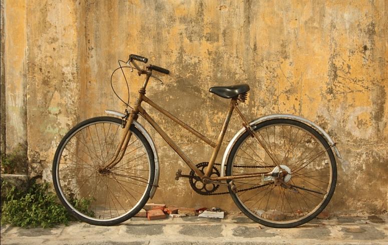 Złodziej zwrócił skradziony rower