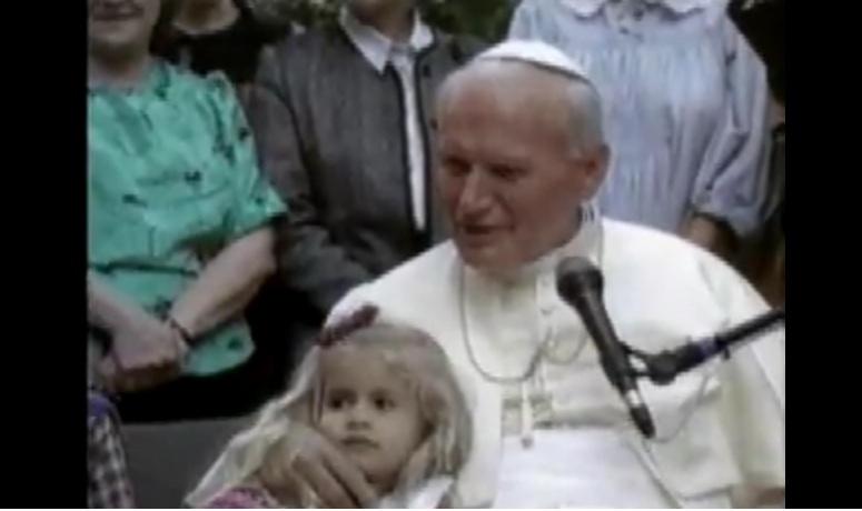 Niezwykła konferencja Jana Pawła II - program Ziarno z 1991 r.