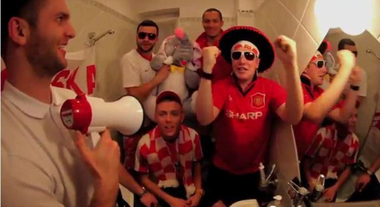 """V - Unit """"V na EURO"""" - Nieoficjalny hymn na EURO 2012"""