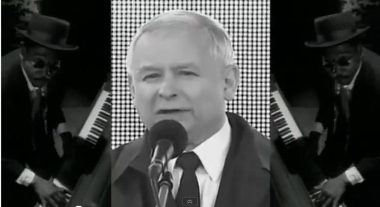 Nowa przeróbka VJ Dominion'a. Jarosław Kaczyński - Haniebne strzały