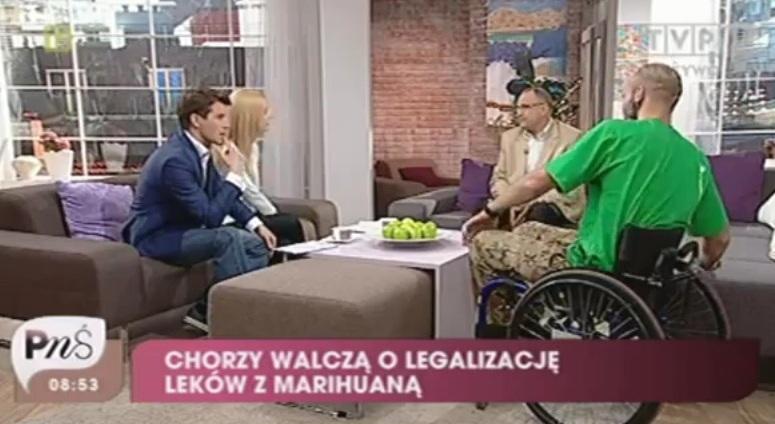 """Agnieszka Szulim oskarżona w """"Pytaniu na śniadanie"""" oskarżona o palenie marihuany"""