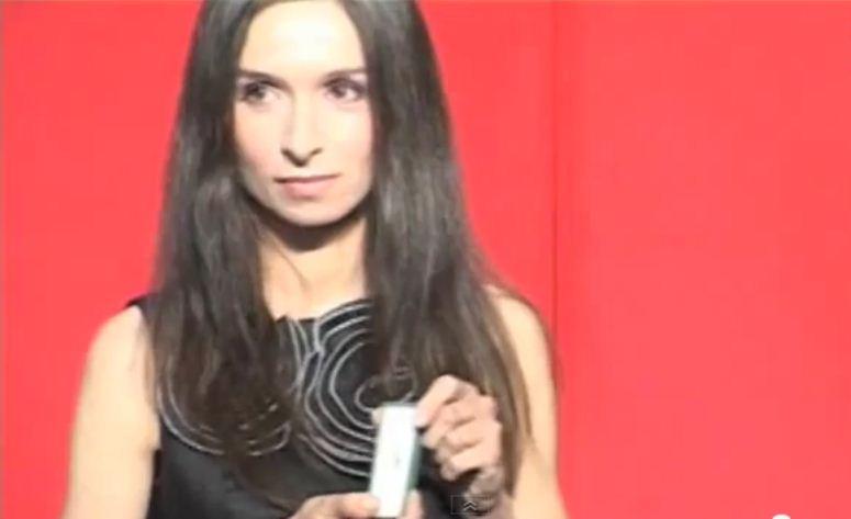 Marta Kaczyńska zniesmaczona kabaretem Stanisława Tyma