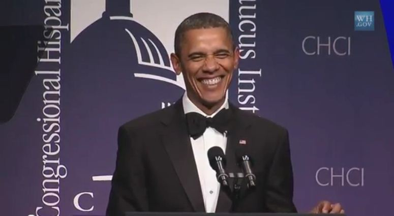 Barack Obama śpiewa Call Me Maybe