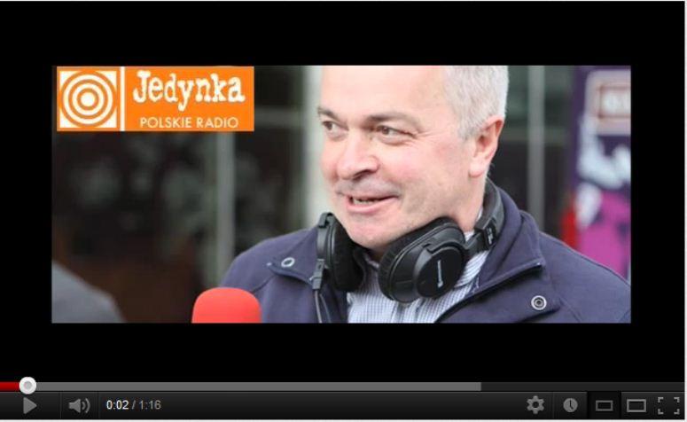 Tomasz Zimoch żywiołowo komentuje gol Błaszczykowskiego