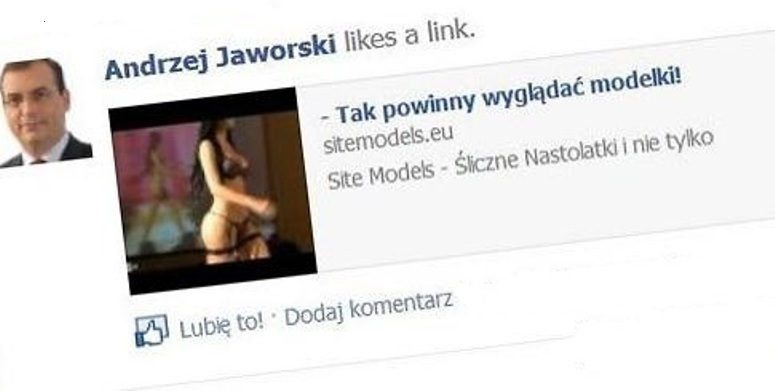 Co robił w sejmie poseł Jaworski?