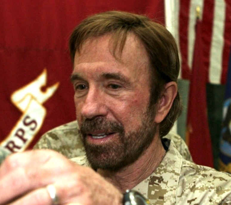 Chuck Norris nie będzie patronem mostu na Słowacji