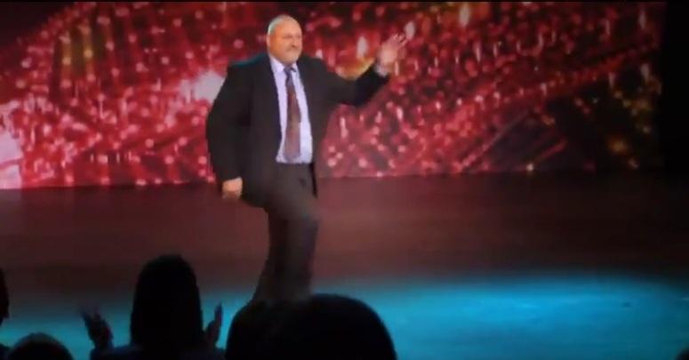 "Gerrit Wellens na scenie belgijskiego ""Mam talent"""