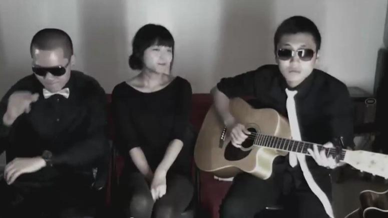 Cover Gangnam Style w wykonaniu Ra-On