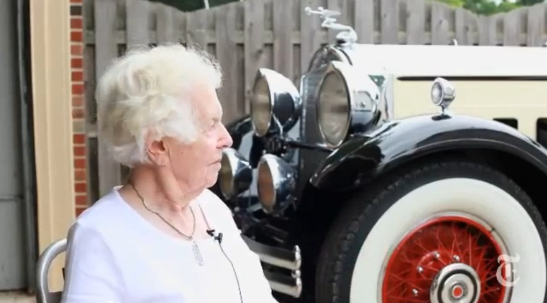 Margaret Dunning: Two classics, one car