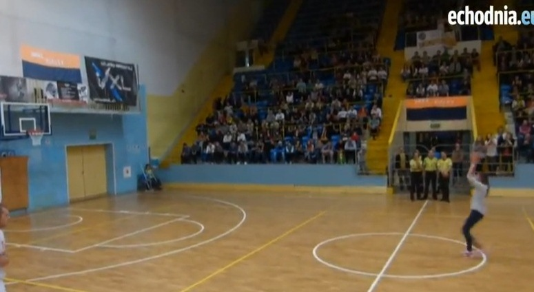 Niesamowity rzut w Kielcach