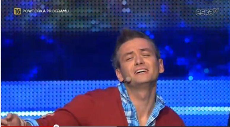 """Poseł Biedroń w """"Kilerskim karaoke"""""""
