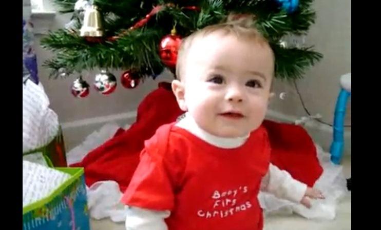 To moje pierwsze święta Bożego Narodzenia