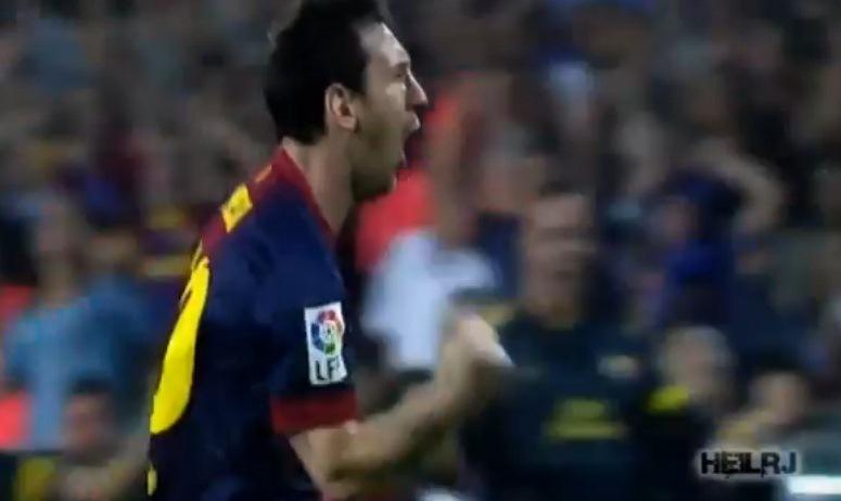Lionel Messi - 91 bramek w 365 dni