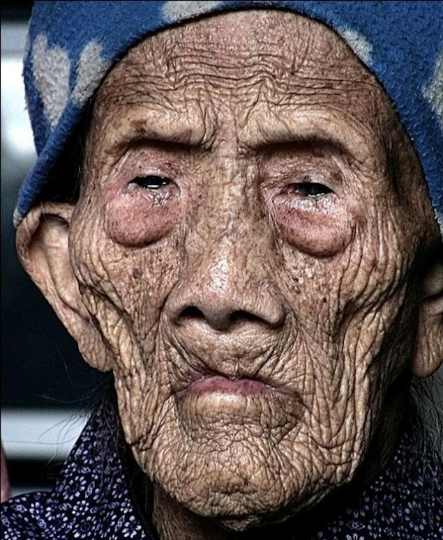 Luo Meizhen - najstarsza kobieta świata