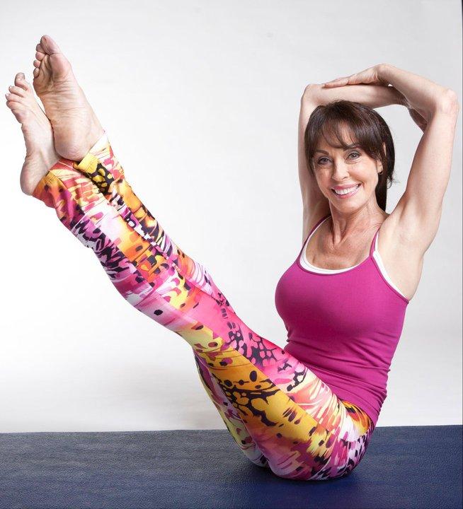 Shea Vaughn - 72-letnia trenerka fitness