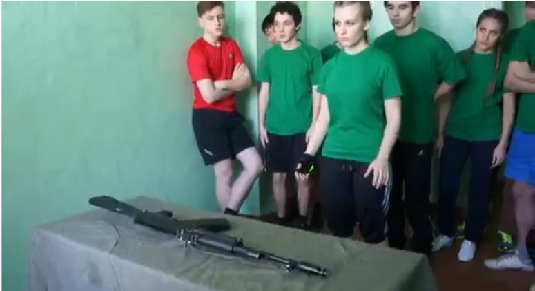 Przysposobienie obronne w Rosji